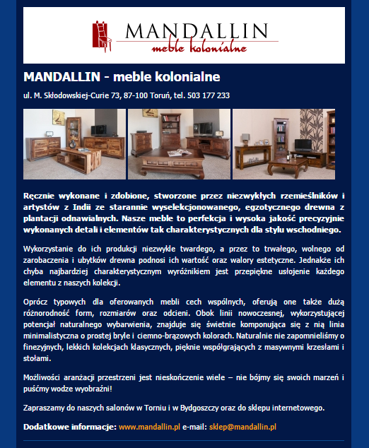 TVN Fakty - Mandallin