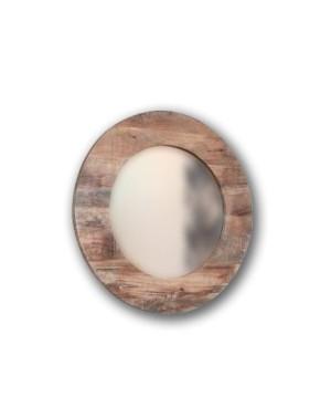 Lustro okrągłe 90x3x90