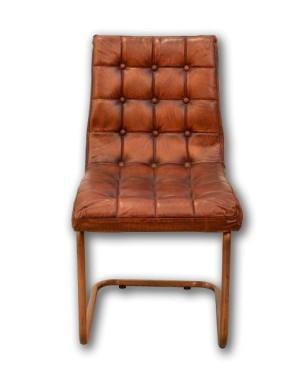 Fotel krzesło brown loft 46 x 60 x 90