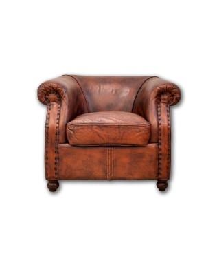 Fotel brown  93x80x70