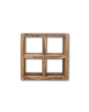 Biblioteczka Kwadrat ( 2 x 2) Natural