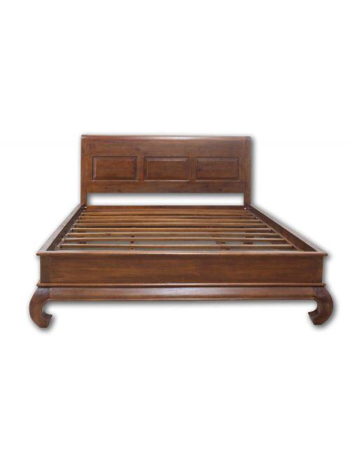 Łóżko klasyczne Opium 180 x 200 Mahoń