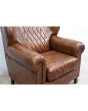 Fotel brown M-9001
