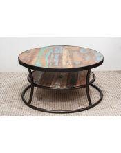 Okrągły stolik kawowy 90x90