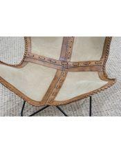 """Fotel wypoczynkowy 2 """"Butterfly Chair"""""""