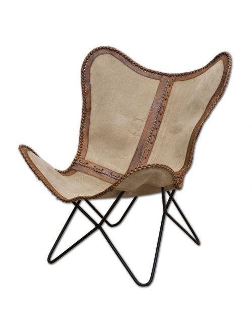 """Fotel wypoczynkowy 2 """" Butterfly Chair """""""