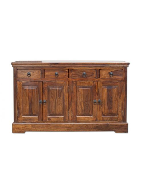 Komoda do salonu (4+4) Walnut 150 x 90 x 45 cm