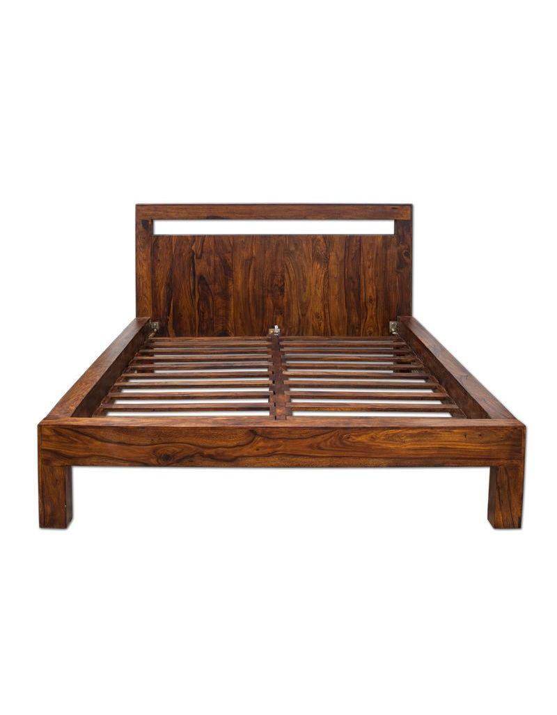 Łóżko drewniane 140x200 Oiled Matt