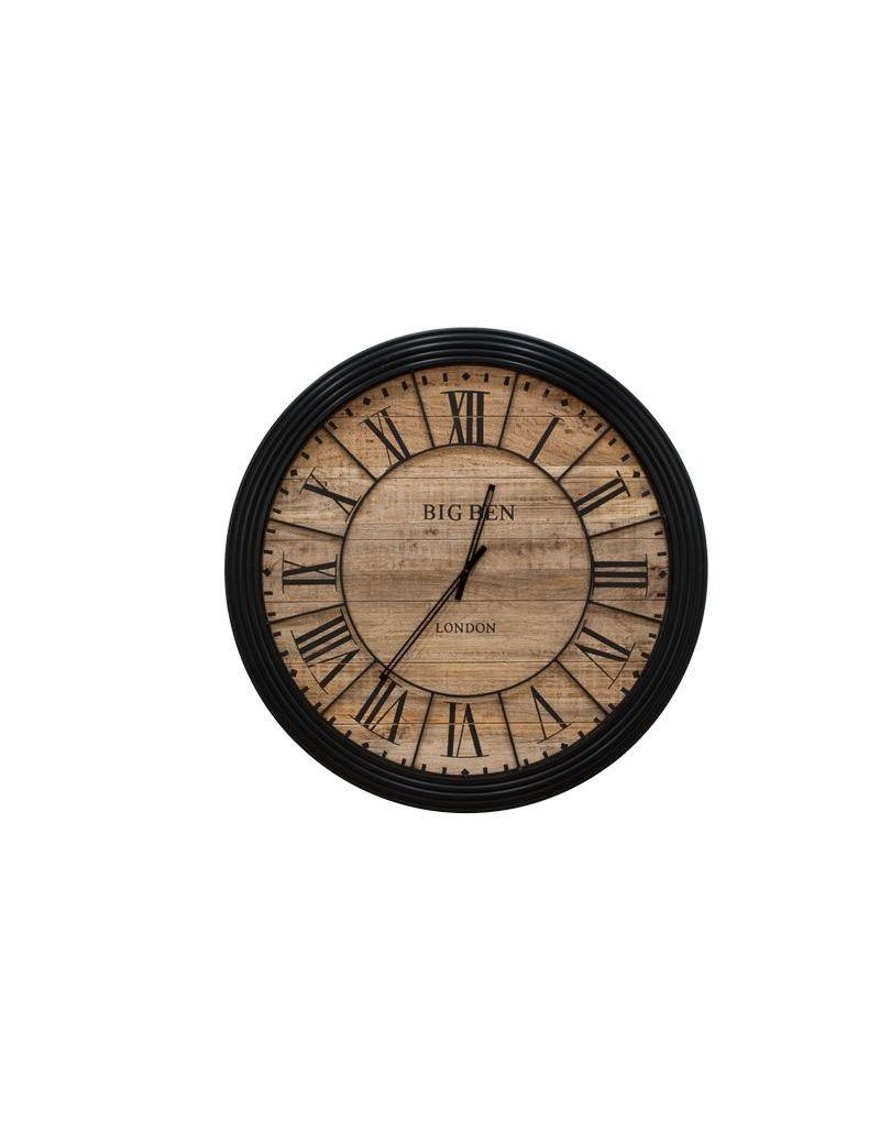"Duży zegar okrągły ""Big Ben"" 100x100cm"