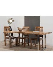 Stół drewniany jadalniany 200/100/77 Milan