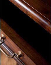 PROMOCJA Biurko drewniane kolonialne / Sekretarzyk (6)