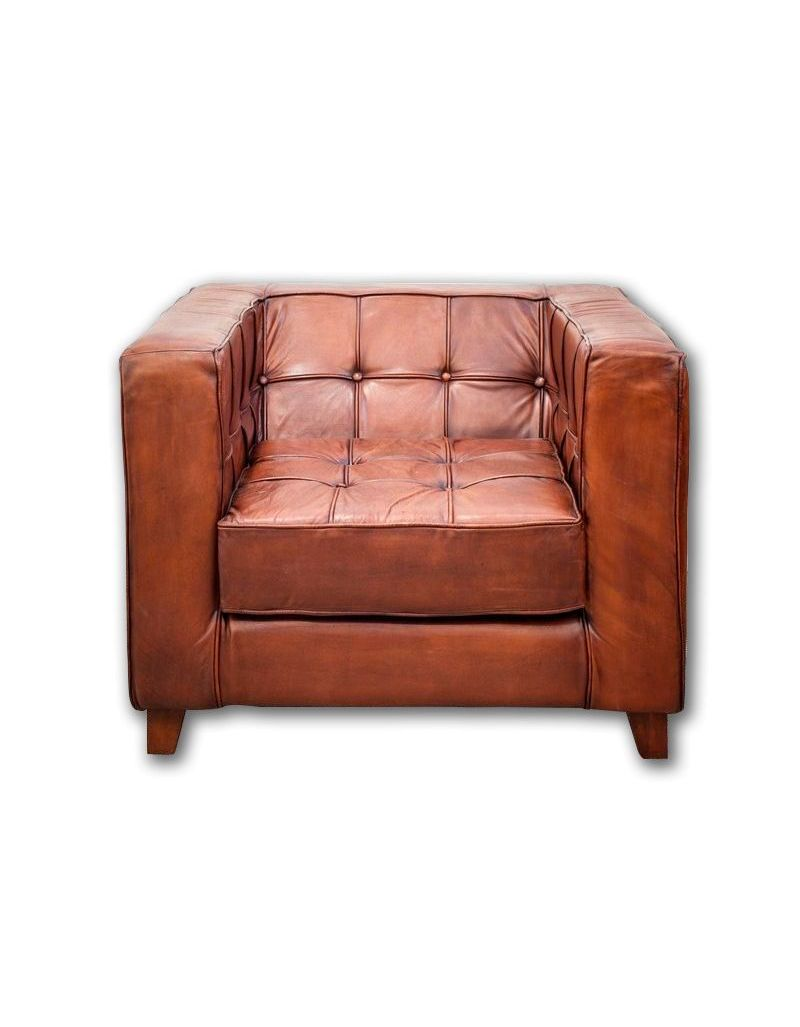 Leather Fotel Sofa 70 x 92 x 82