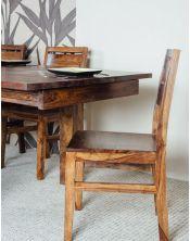 Stół drewniany jadalniany 180/280cm  Light Walnut