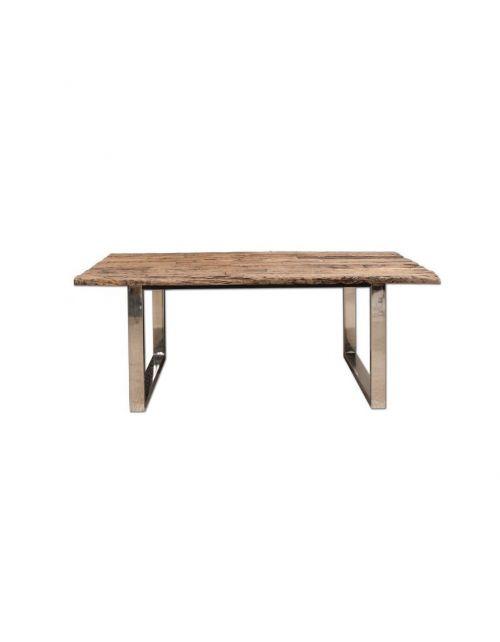 Stół drewniany jadalniany Erosion 200 x 100 x 75