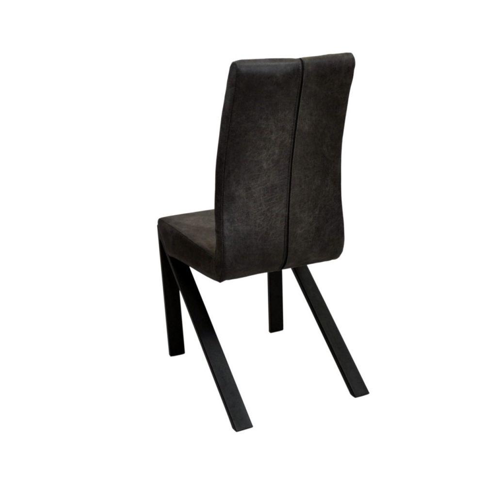 Krzesło Z Obiciem Skórzanym Magnum Mandallin Meble