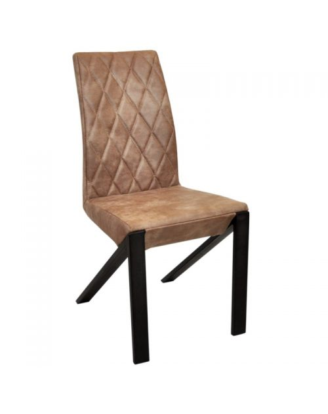 Krzesło z obiciem skórzanym Magnum