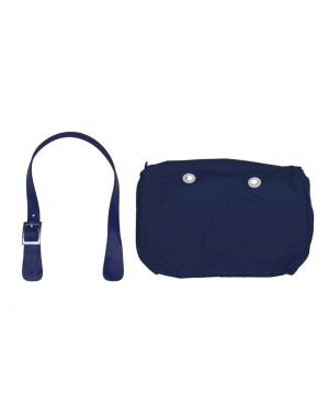 Kieszeń Large + Pasek Prima Blue