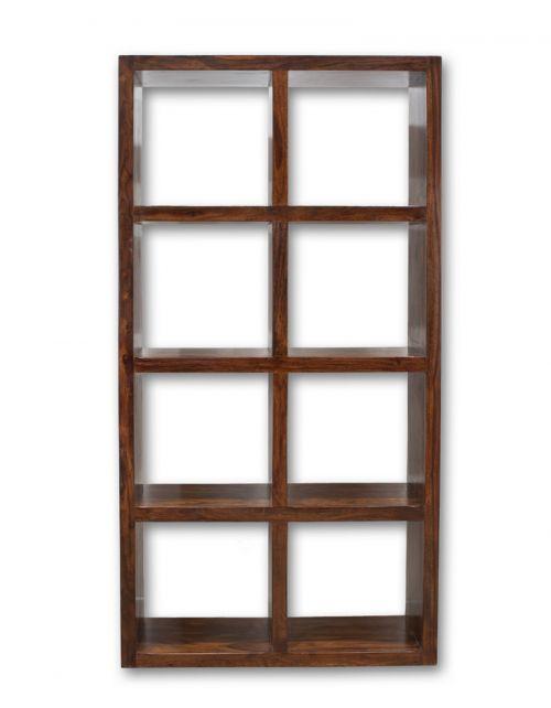 Biblioteczka podwójna (2) Light Walnut