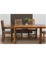 Stół drewniany jadalniany 120/210 State Palisander