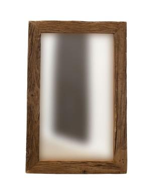 Lustro prostokątne Rustico 120 x 80 x 4