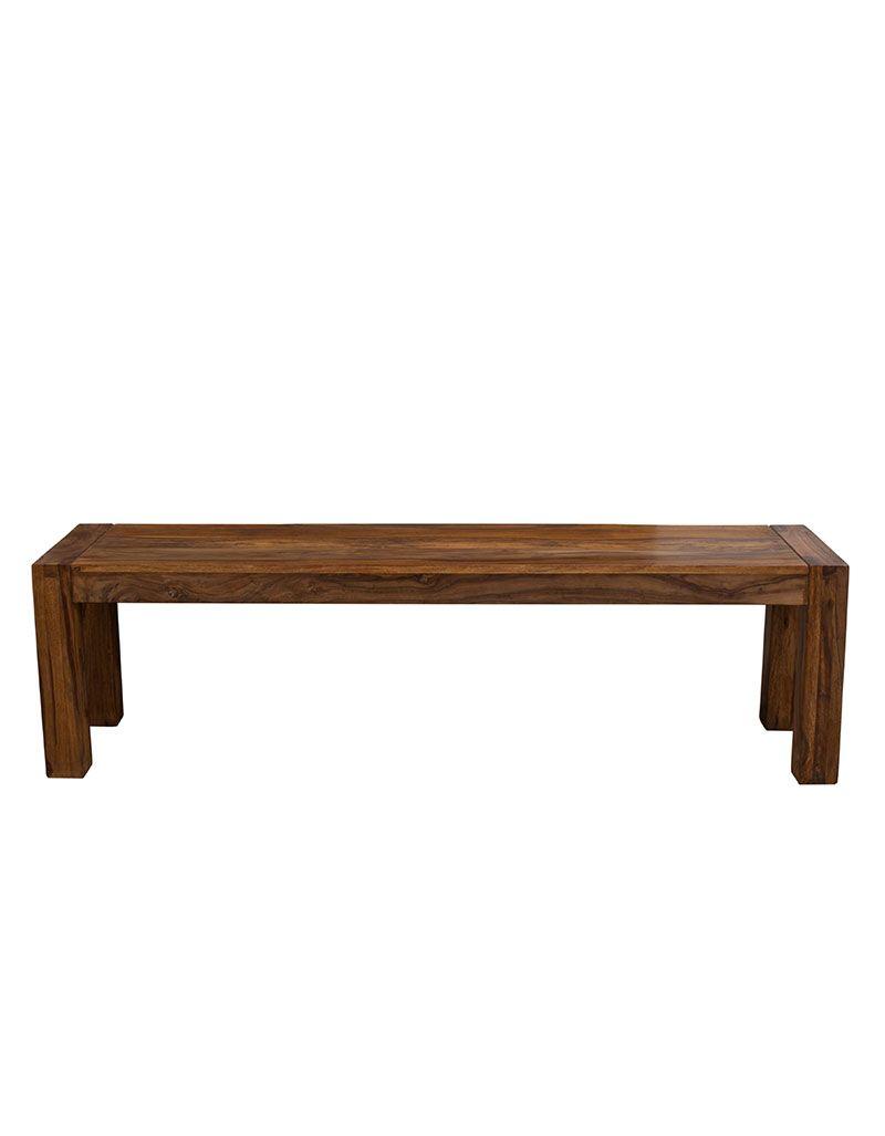 Ławka z drewna Madras