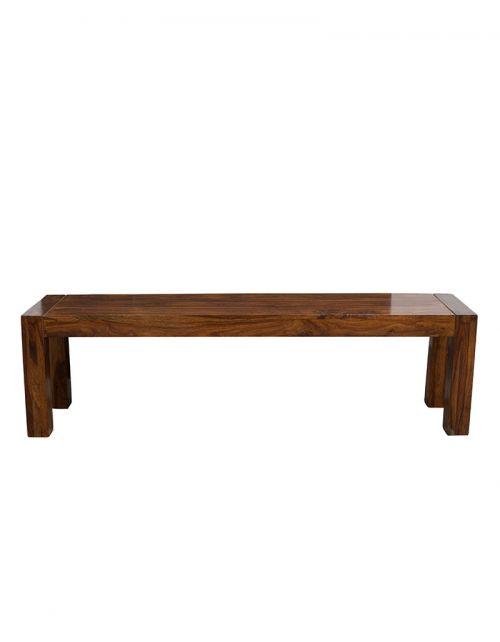 Ławka z drewna 160cm Oiled Matt