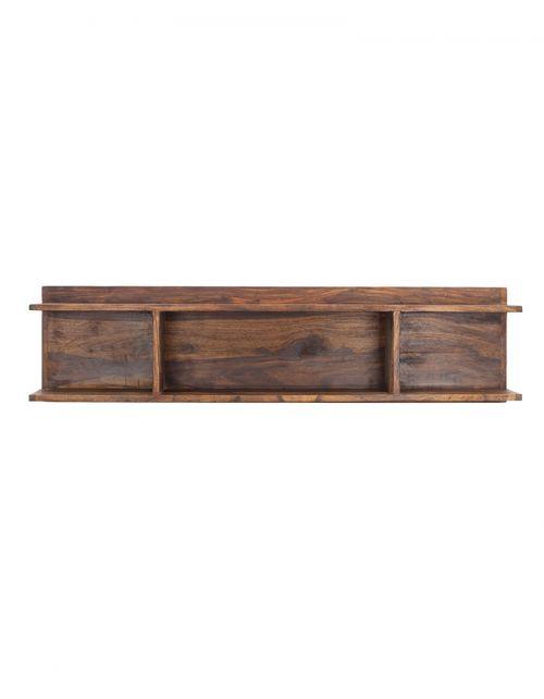 Półka Oiled Matt drewno Palisander 120 x 30 x 21