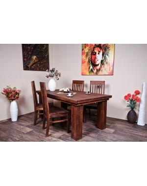 Stół drewniany jadalniany 200/280 Oiled Matt  2G