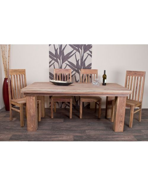 Stół drewniany jadalniany 200/280 Natural