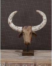 Dekoracja rzeźba Buffalo I