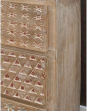 Komoda (9) / Szafka ubraniowa / Bieliźniarka 86 x 46 x 90