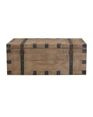 Drewniana Skrzynia Loft MANGO 115x60x45