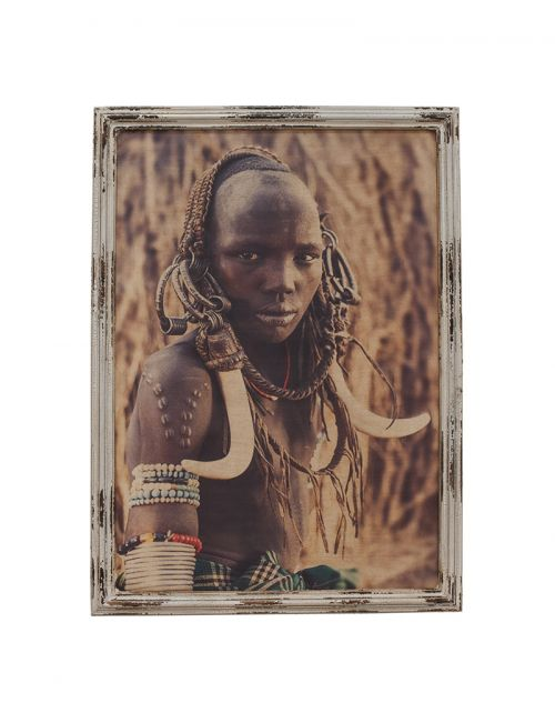 Obraz Massai Women 80x110