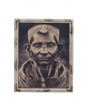 Niesamowity obraz Massaika II - 74x93
