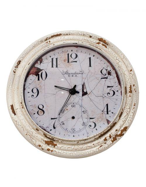 Zegar okrągły ścienny 60x60cm M-8352