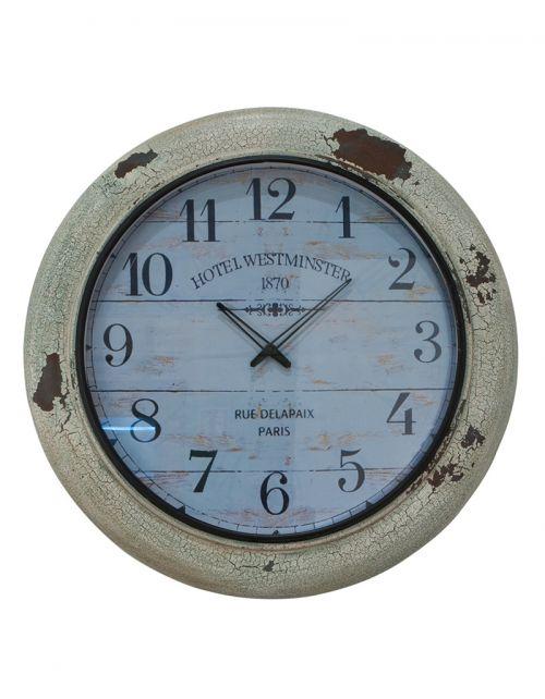 Zegar okrągły ścienny 60x60cm M-8365