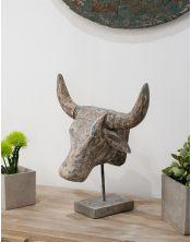 Dekoracja rzezba Buffalo I