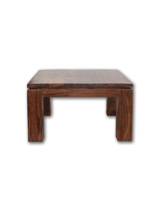 Stolik kawowy 80 x 80 drewniany Oiled Matt