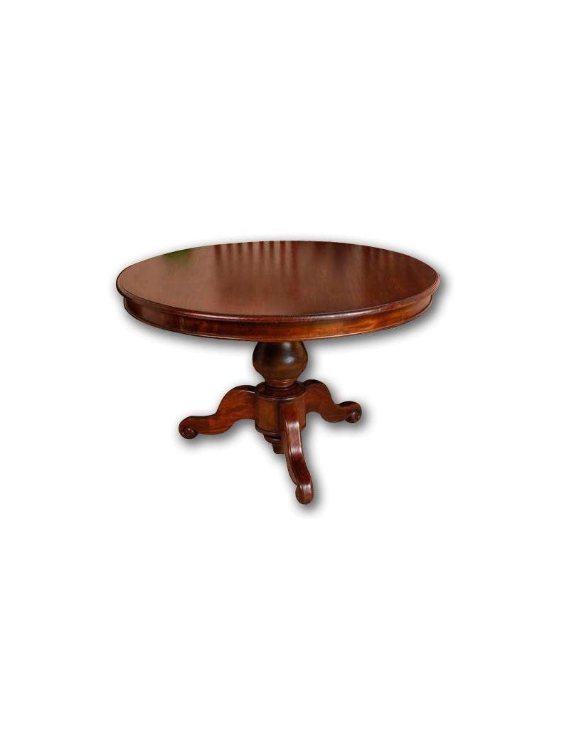 Stół okrągły 120cm Klasyczny