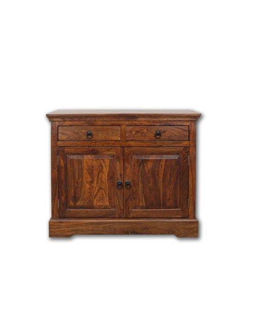 Komoda do salonu (4+4) Walnut  110x90x45 cm