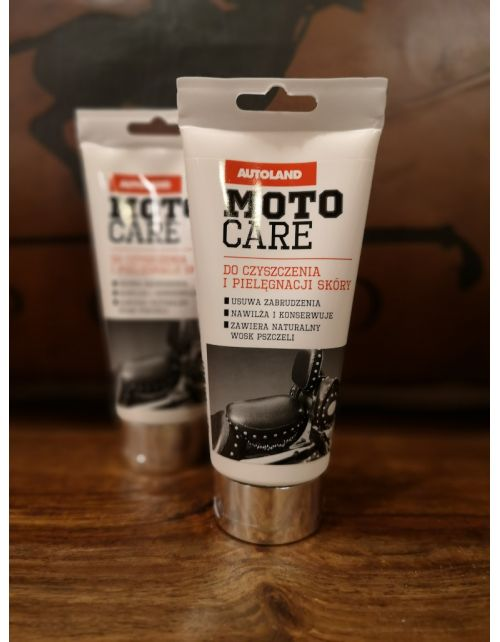 Krem do skór Moto Care