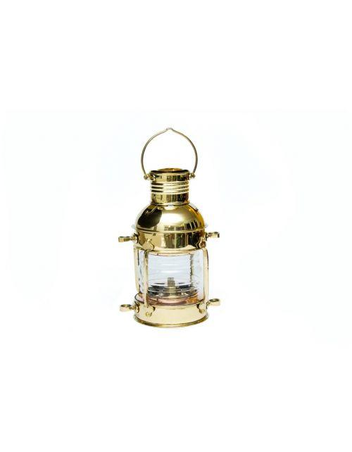 Mosiężna lampa żeglarska retro LTN-0041