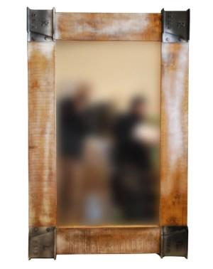Lustro w ramie 80x120 Meliard