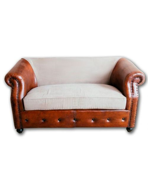 Brown Sofa M-1882 NEW 149 x 80 x 72