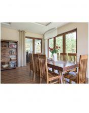 Stół drewniany jadalniany 200/280 cm Milan