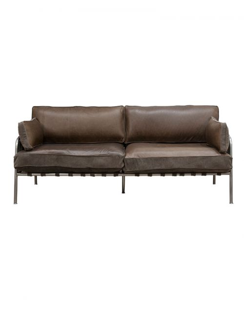 Brown Sofa 2 osobowa M-16668