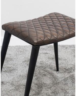 Hoker / Krzesło / Stołek barowy M-18006