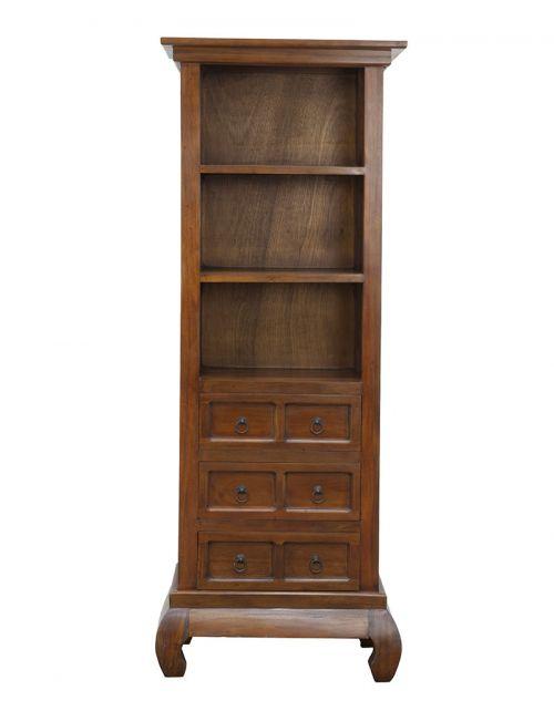 Biblioteczka Opium (3+3) 60 x 35 x 160