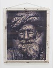 Niesamowity obraz szaman - 80x3x97