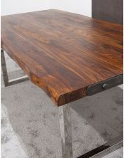 Stół drewniany jadalniany 215/100/77